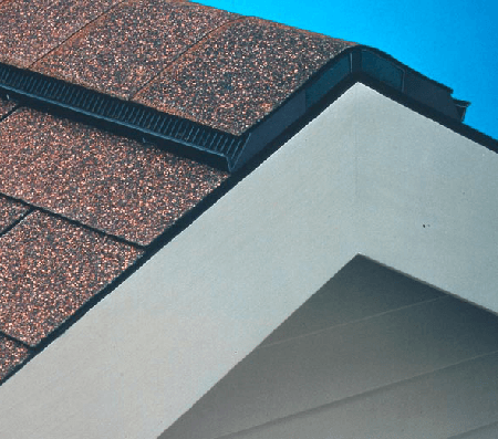 Roof Ridge End Vent
