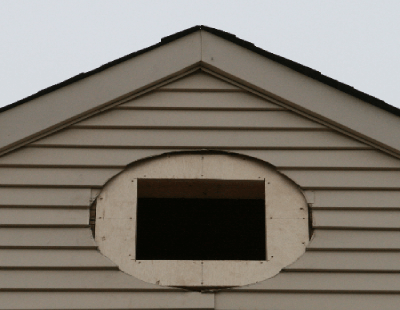 Gable End Vent How To Install
