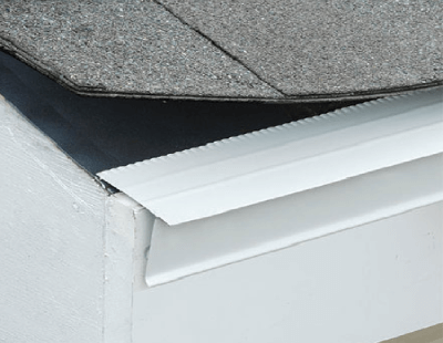 Drip Edge Without Gutter