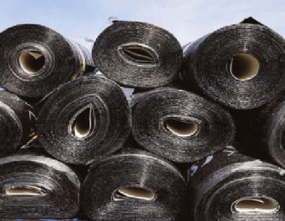 New Rolled Roofing Rolls