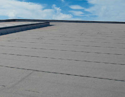 Rolled Roofing Flat Roof