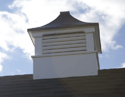 Cupola Vent Example
