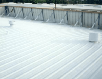 Industrial SPF Roofing Solutions