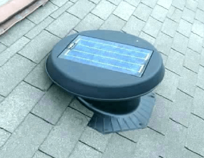 Powered Vent Example