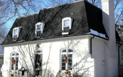 Mansard Roof – What Is This Iconic Roof (Including Pros and Cons)?