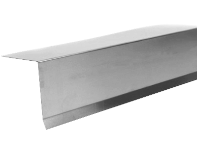 Example Of Steel Gutter Apron